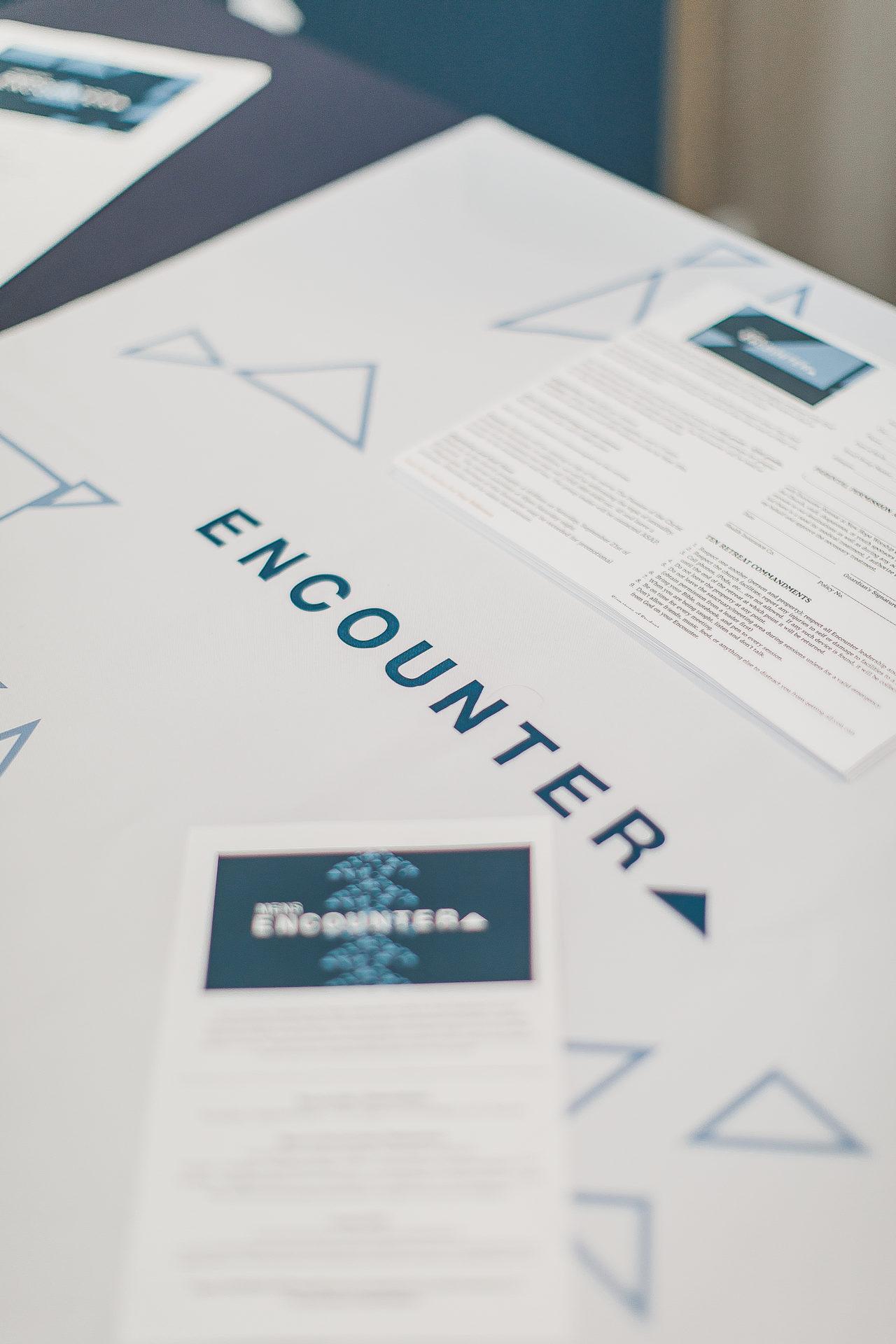 Encounter Weekend Handouts